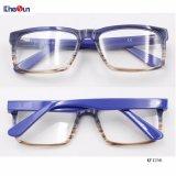 Bâtis optiques de lunettes de mode en acétate Kf1256