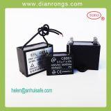 2.5UF 450V CBB61 du condensateur du ventilateur Sh Cbb61condensateur de condensateur