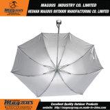 Stahl, der Anti-UVregenschirm bekanntmachend sich faltet