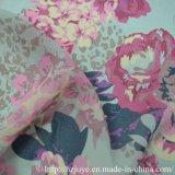 Alta qualidade de tecido de chiffon de poliéster impresso