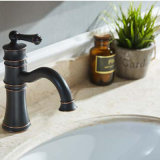 Vente en gros Unité de lavabo en cuvette de salle de bains en chêne (GSP14-035)