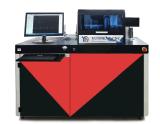 Letra automática da máquina do dobrador da letra do sinal que faz bobinas com aço de alumínio
