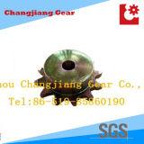 Chain Gear Stainless Steel Zinc Standard B Style Stock Sprocket