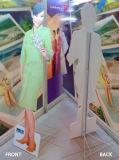 Publicité Décoration en carton Standee Lift Sized Cardboard Shelf Retail Display