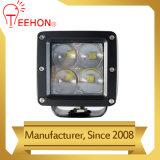 indicatore luminoso impermeabile del lavoro di 3.3inch 9W Epistar LED