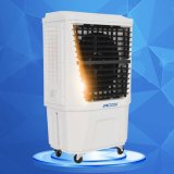 Dispositivo di raffreddamento di aria evaporativo portatile per uso dell'interno ed esterno
