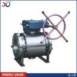 Trunnion литой стали типа 900 изготовления служил фланцем шариковый клапан