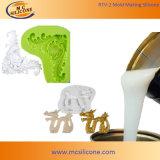 RTV2 het Rubber van het silicone voor Hars, Gips, Cement en Was voor Kaarsen (RTV2030)