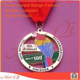 Médaille de récompense avec de diverses formes