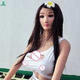 Echte Huid die Doll van het Geslacht van het Beeld van de Vagina van de Vrouwen van Doll van het Geslacht van het Silicone Super Heet voor de Mens voelen