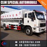 Camion de distribution d'alimentation en vrac de camion de transport d'alimentation de Forland 12mt