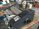 Lamineur professionnel de roulis du constructeur 360mm avec les selles de pied (FM-360)