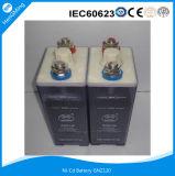 Pile alcaline rechargeable Ni-CD Gnz120 avec 1.2V120ah pour UPS, pouvoir de sauvegarde