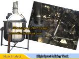 Réservoir d'émulsion d'acier inoxydable de 500L