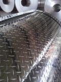 フロアーリングミラーのダイヤモンドアルミニウム版のためのすべり止めの版