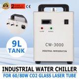 Cw 3000dg 60W/80W 스핀들을%s 산업 물 냉각장치