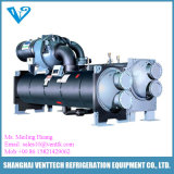 500kwによってカスタマイズされる統合された産業蒸気化の冷却された水スリラー