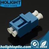 LC aan LC de Optische Adapter van de Vezel