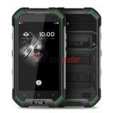 4G Octa-Core 4.7inch Tri-Proof Walkie-Talkie Andorid6.0 Smartphone com Sensor de giroscópio (KV6000)