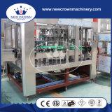 Embotellamiento modificado para requisitos particulares de la cerveza de la pequeña escala de 18 pistas/maquinaria de relleno