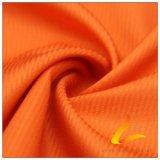 вода 50d 310t & Ветр-Упорной напольной Sportswear ткань 100% Pongee полиэфира жаккарда шотландки вниз сплетенная курткой (53239E)