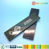 freqüência ultraelevada lida longa do ESTRANGEIRO H3 RFID da escala no Tag do metal