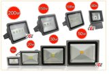 20W/30W/50W LED IP65 Faroles de jardín resistente al agua, calidad confiable, LED Lámparas de iluminación exterior LED Flood