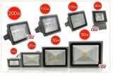 、信頼できる品質防水、LEDのフラッドランプ20With30With50W IP65 LEDの庭の洪水ライトLED屋外ランプLEDライト