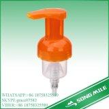 40/410 43/410 Bomba dispensadora da bomba de espuma para purificador de mão
