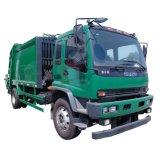 Le Japon marque Fvz SDH Isuzu 4X2 Type10M3 12m3 d'un compacteur Camion Poubelle Prix de vente