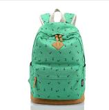 Вскользь милый Backpack мешка компьтер-книжки школы женщин Backpack повелительницы Девушки Разносторонн Сбор винограда Холстины