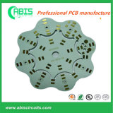 1.6Mm PCB rigides en aluminium pour éclairage LED.