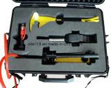 Emergência de incêndio portáteis poderosas ferramentas de entrada de porta a porta hidráulica Kit Porta Operner quebrando o Kit de ruptura da porta do equipamento