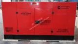 20kw ~ 1000kw gerador elétrico de energia diesel a prova de som por Cummins Diesel Engine