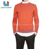 Мужчин Morange уплотнительное горловины пуловер с длинной втулки