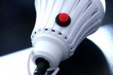 LED Bombilla portátil 12W DC5-6V emergencia