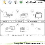 Dissipatore di calore di alluminio del materiale da costruzione per le locomotive ferroviarie