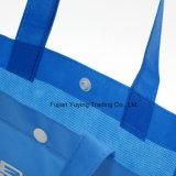 戦闘状況表示板の印刷(YYNWB068)を用いる非編まれたショッピング・バッグ
