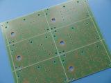 Green Soldermask unilateral com HASL CIRCUITO PCB