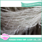 O absorvente de umidade lenço de lã de algodão Lã Fios Fantasia -4