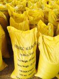 Sulfato férrico polivinílico de Pfs para el tratamiento de aguas