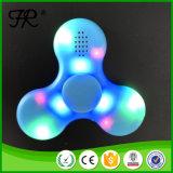 Novo Design LED colorido USB Bluetooth Speaker 3 Bar Spinner