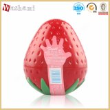 Precio más barato lindo Strawberry-Shape Washami fruta Crema de manos para Anti-Chapping