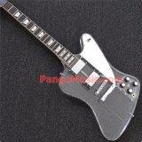 Guitarra elétrica acrílica de Pango Firebird com luz do diodo emissor de luz (PAL-007)