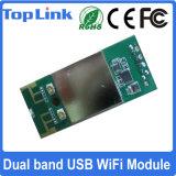 modulo a due bande senza fili incastonato USB 300Mbps di 802.11A/B/G/N 2t2r Rt5572 Wi-Fi