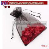 De zijde nam Gift toe van het Huwelijk van de Rozen van de Dag van de Valentijnskaarten van Bloemblaadjes de Romantische (W2029)