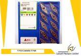 Kyocera Vnmg160404 Tn60 도는 공구 탄화물 삽입을%s 도는 삽입