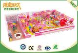 Cour de jeu d'intérieur de château d'enfants de sucrerie de matériel vilain de série pour le mail