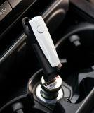 Mains libres sans fil Bluetooth V4.0 Chargeur voiture Casque écouteur casque