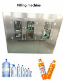 1台の瓶詰工場機械3で洗浄満たキャップするフルオートマチックの炭酸飲み物
